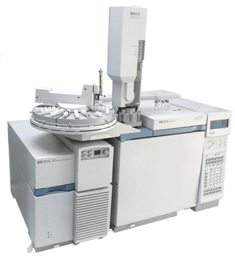 آنالیز GC-MS - دستگاه کروماتوگرافی گازی