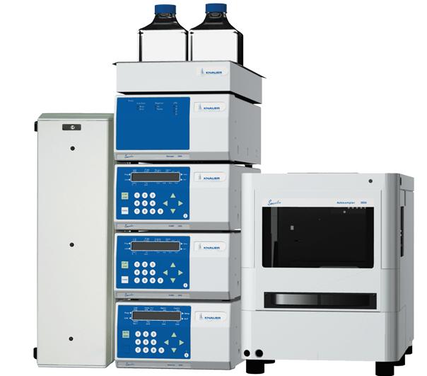 قیمت آنالیز HPLC - آنالیز کروماتوگرافی مایع با کارایی بالا