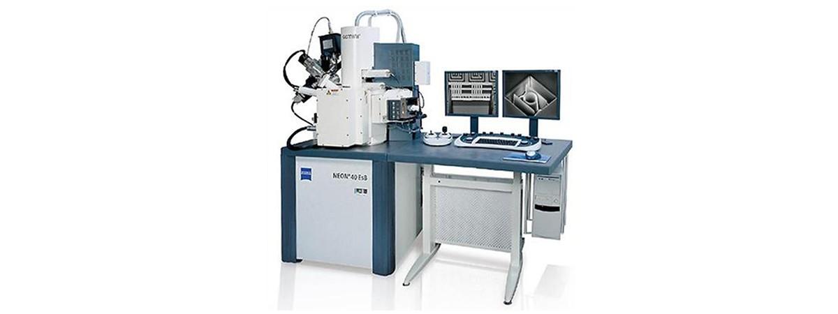 آنالیز SEM - میکروسکوپ SEM - تحلیل SEM - آنالیز ESEM - قیمت آنالیز ESEM
