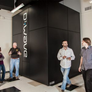 سریعترین کامپیوتر کوانتومی جهان