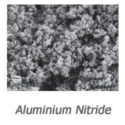 نانو ذرات نیترید آلومینیوم