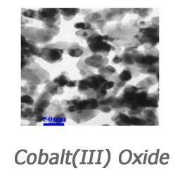 نانو ذرات اکسید کبالت (Co2O3)(نانو شل)