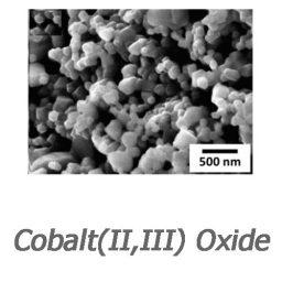 نانو ذرات اکسید کبالت (Co3O4)(نانو شل)