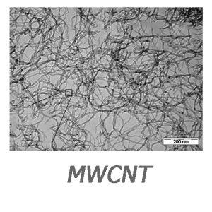 نانوتیوب کربنی چنددیواره نانو تک