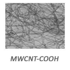 نانو تیوب کربنی چند دیواره کربوکسیل دار