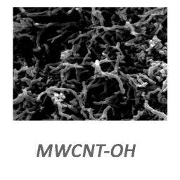 نانو تیوب کربنی چنددیواره هیدروکسیل دار