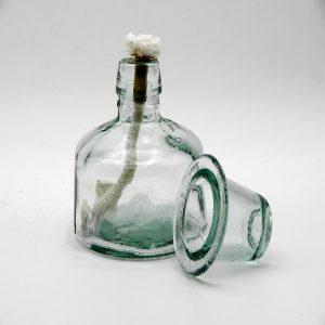 چراغ الکلی شیشه ای