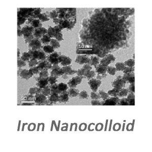 نانو کلوئید آهن