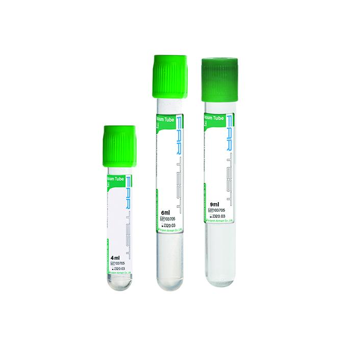 فروش لوله خلأ خون گیری هپارین(Lithium Heparin)