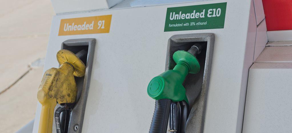 استفاده از اتانول به عنوان سوخت خودرو