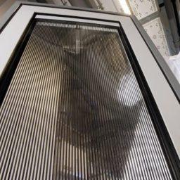 پنجره هوشمند نانوذرات آهن