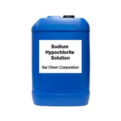 آب ژاول صنعتی (سدیم هیپوکلریت)