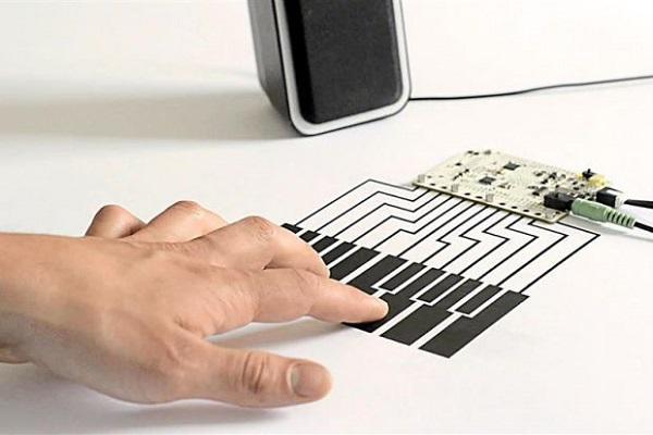 کاربرد نانوذرات در جوهر رسانا