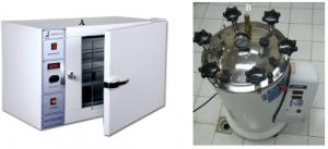 وسایل مورد استفاده برای کشت باکتری انکوباتور