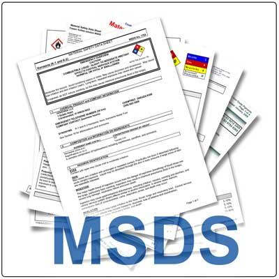 MSDS چیست؟