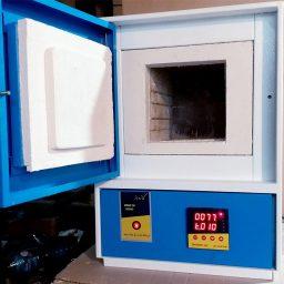 تجهیزات الکتریکی و الکترونیکی مورد استفاده در کوره های آزمایشگاهی