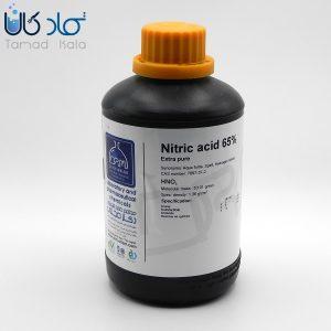 اسید نیتریک 65%Extra pure دکتر مجللی