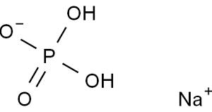 سدیم دی هیدروژن فسفات lab دکتر مجللی