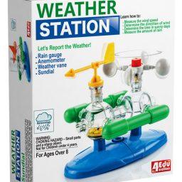 خرید کیت آموزشی ایستگاه هواشناسی