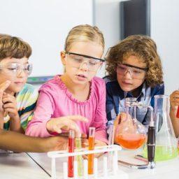 آزمایش های علمی جذاب برای کودکان