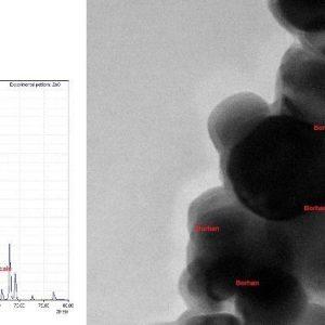 نانوپودر اکسید روی تولیدی شرکت برهان