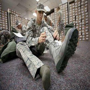 انتخاب سایز مناسب کفش ایمنی