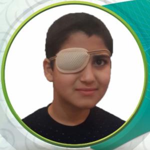 پد تنبلی چشم سما طب