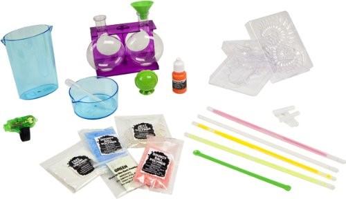 انواع وسایل آزمایشگاهی برای کودکان