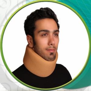 گردنبند اسفنجی قوس دار سماطب