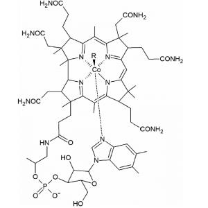 ساختار ویتامین ب 12