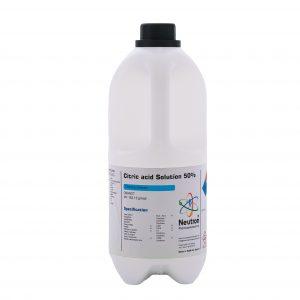 اسید سیتریک 2.5 لیتری شرکت نوترون