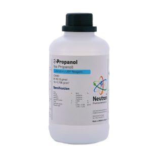 بسته بندی دو دو پروپانول USP شرکت نوترون