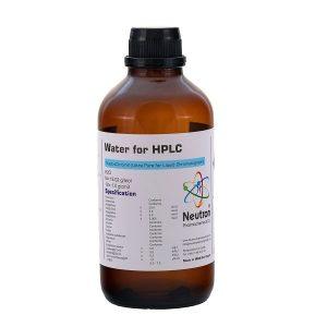 آب گرید HPLC نوترون