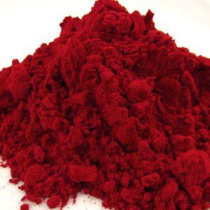رنگ خوراکی کارموزین(قرمز)