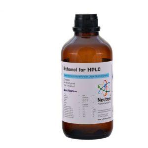 اتانول HPLC نوترون