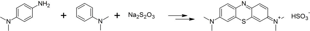 روش تولید و سنتز متیلن بلو